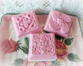 Cranberry Orange Body Soap made with Nourishing Goats Milk