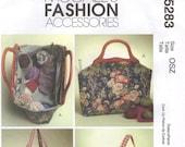 Knitting Craft Orgnaizer Bag McCall's M5283 Fashion Accessories (Sacs a Tricot) (Bolsos para Tejido)