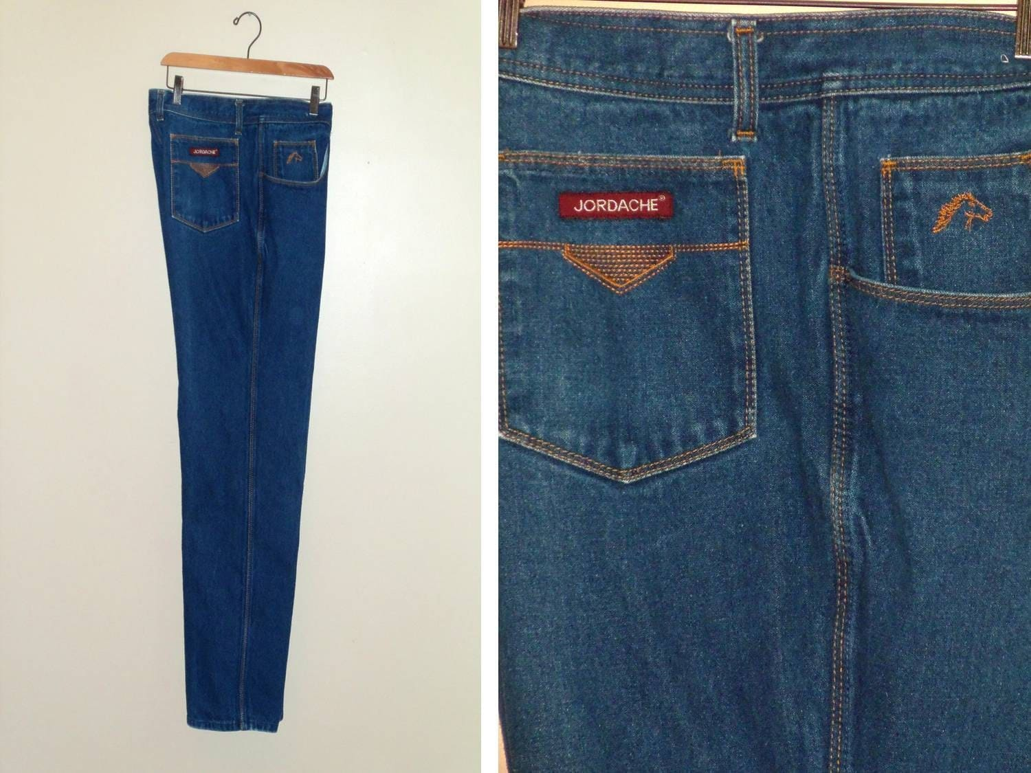 Vintage Mens 70s 80s Jordache Jeans by anotherthyme on Etsy