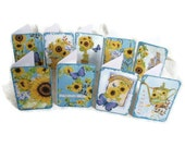 Sunflower Cards/Tags