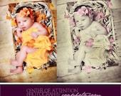 Sunshine Yellow Cheesecloth Newborn Baby Wrap Photo Prop