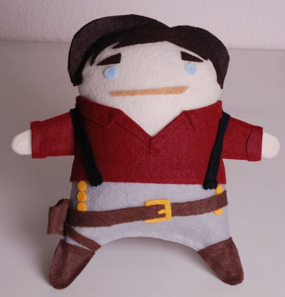 MAL from FIREFLY - Super Stuffies