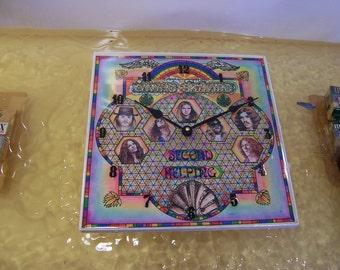 Lynyrd Skynyrd Second Helping Album Cover Clock