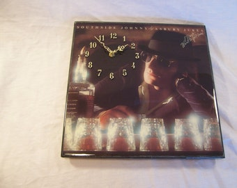 Southside Johnny & The Asbury Jukes I Don't want To Go Home  Album Cover Clock