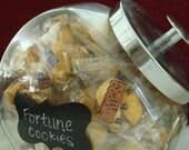 Chalkboard Label Cookie Jar