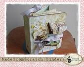 Class Kit: Butterfly Garden Binder