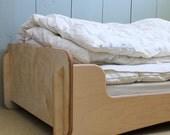 Organic wool filled Crib and Toddler duvet
