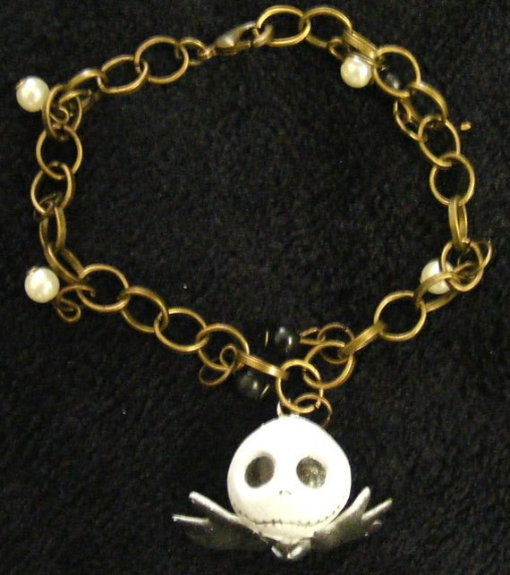 Nightmare Before Christmas Bracelet with FREE Gift box