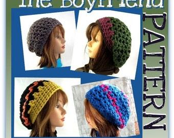 The BOYFRIEND Slouch Hat Pattern/Tutorial