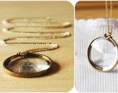 Vintage Prism - Kaleidoscope Necklace