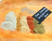 Skin Care for OILY/BLEMISHED skin... Organic Herbal Exfoliating Facial  Cleansing Grains