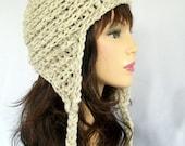 Crochet Hat Pattern, ALL SIZES, Baby/ Toddler/ Child/ Teen Adult Ear Flap Hat Pattern, Breckenridge Earflap Hat