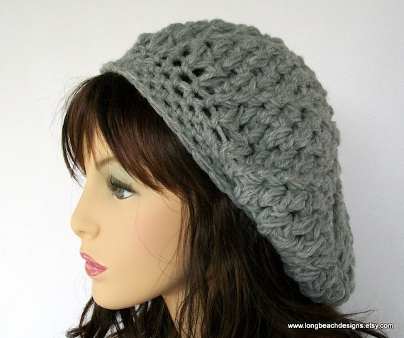 crochet slouchy hat pattern Washington Street Slouchy Hat for women and teens permission to sell finished product