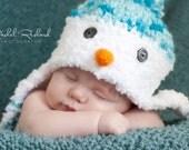 Custom Snowman hats
