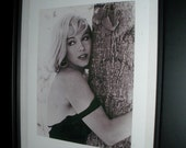 RESERVED for LStratis - Marilyn Monroe Photo Print 10% Discount