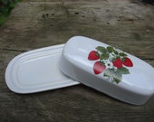 McCoy Butter Dish