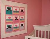 Sweet Dream Crib Quilt