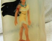 Small Pocahontas Doll in Soap