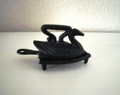 Mini Trivet with Matching Iron