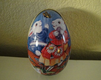 Decorated Easter Egg