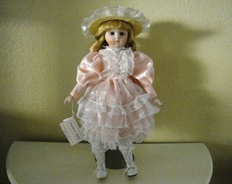 Heritage Mint Doll with Stand