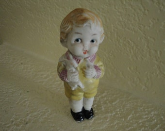 Bisque Boy Made in Japan