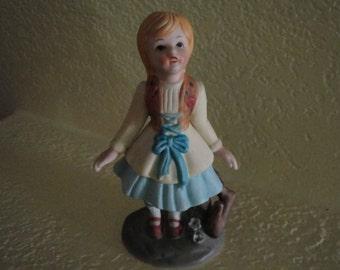 Beautiful Girl Figurine
