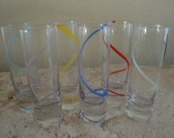 Set of Six Shot Glasses
