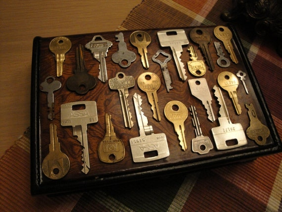 Keys to the Treasure Box