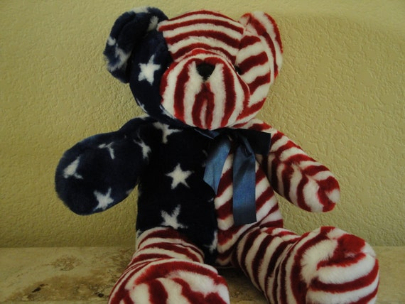 Sugarloaf Patriotic Bear