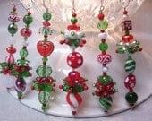 It's Beginning To Look A Lot Like Christmas - Christmas Dangles (6pc)