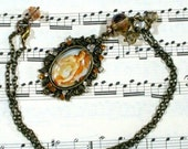 Boticelli Birth of Venus Renaissance Necklace