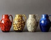 West German Pottery Instant Collection Famous Shape Scheurich 414 16