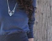 White Ocean Princess Necklace