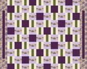 NEW Basketweave quilt pattern five one-yard cuts FREE Shipping