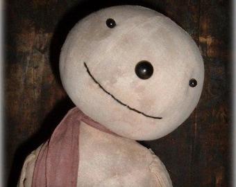 Simple Snowman Pattern