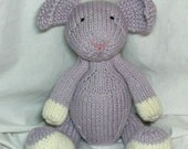 Lavender Bunny- (Special Oder for saralinnea Only)