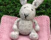 Blankie Baby - Baby Bunny (finished item)
