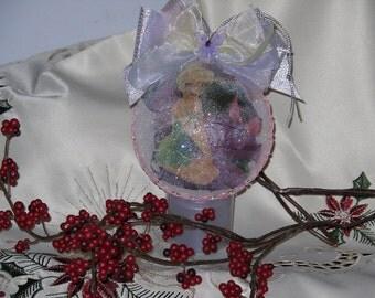 Fairy Pixie Tinkerbelle Ornament