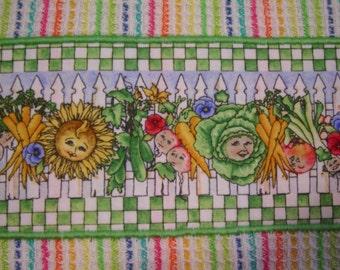 Popular items for debbie mumm fabric on Etsy - Debbie Mumm Teapot Kitchen Towels