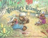 Freddie's Blanket- Signed