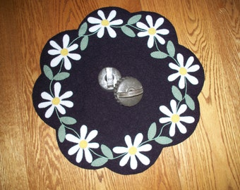 Daisy Table Mat Pattern
