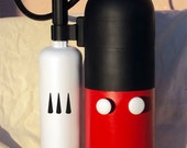 Mickey Mouse Found Object Fire Extinguisher