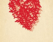 All You Need is Heart - Fine Art Print - 8x10