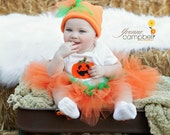 Pick ME Out Of The Pumpkin Patch - Tutu FULL Outfit