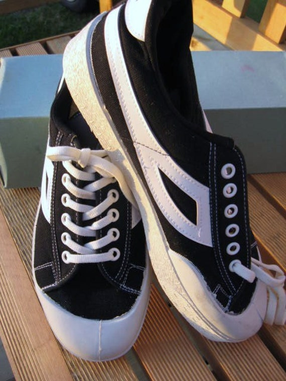1980s Vintage Mens Womens Shoes Sneakers New In Box By