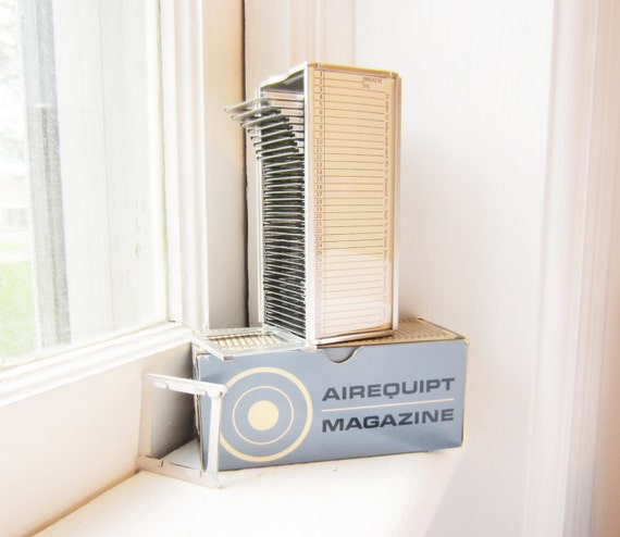 Vintage Airequipt Magazine - Unused in Box - 3 Available