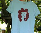 Women's Kitty Tee - X-Large