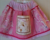 Cat and the Fiddle Apron Skirt Size 5t