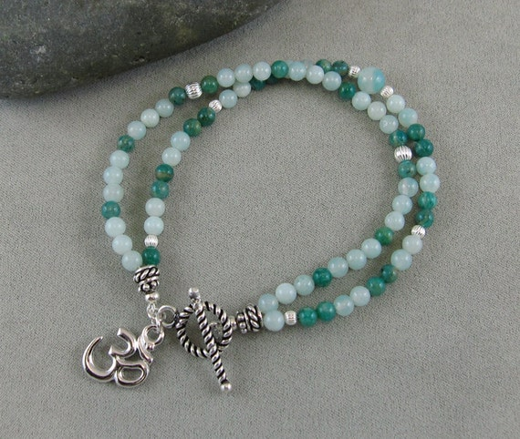Harmony Bracelet with Amazonite